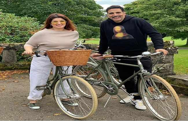 Akshay shares a beautiful picture on wife Twinkle's birthday, wrote a heart touching post