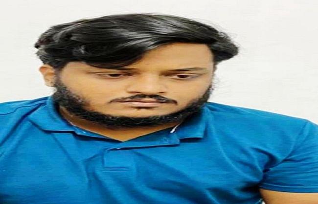 हाथरस का मास्टरमाइंड रऊफ तिरुवंतपुरम एयरपोर्ट से गिरफ्तार