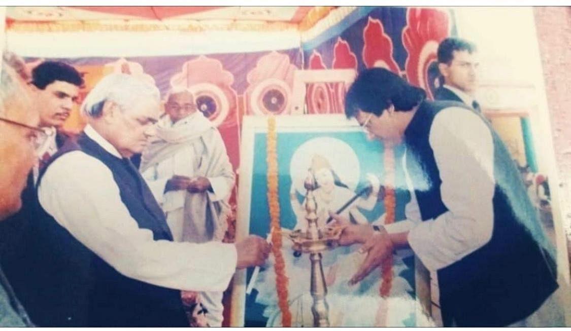 जब अटल जी ने सुनाई थी 'मौत से ठन गई' कविता, जोश से भर उठे थे कुशीनगर के युवा