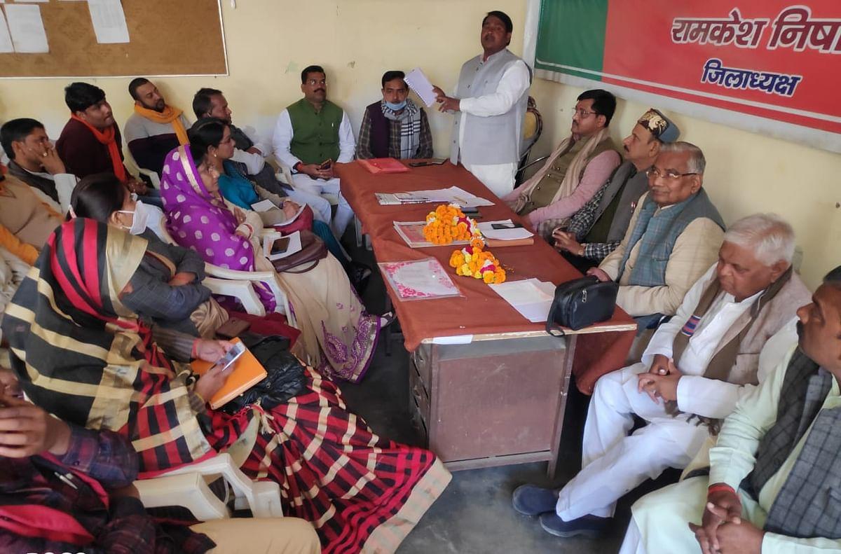 सुशासन दिवसः किसानों की शंकाओं को संवाद के माध्यम से दूर करना