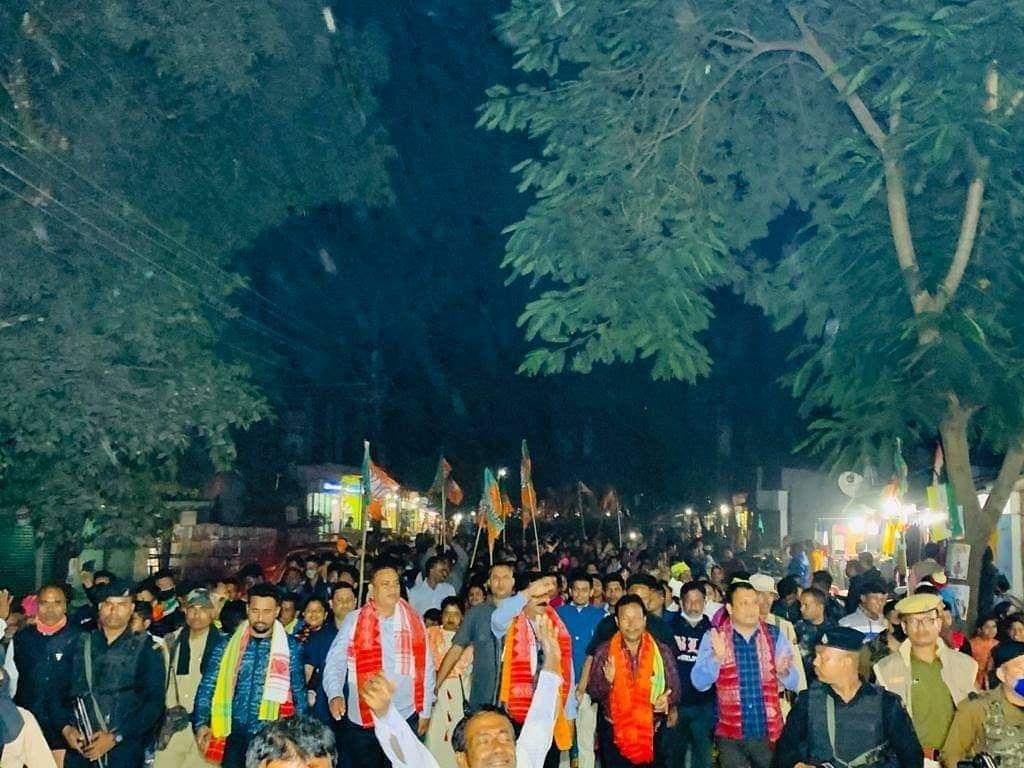 बीटीसी चुनावः प्रदेश भाजपा अध्यक्ष ने जीत का किया दावा