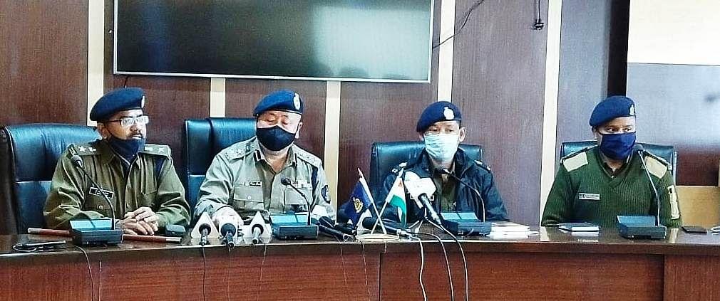 सिक्किम पुलिस ने अब तक की सबसे बड़ी ड्रग तस्करी का भंडाफोड़ किया