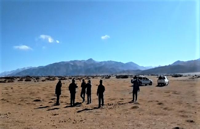 दो चीनी वाहन भारतीय सीमा में घुसे, आईटीबीपी ने खदेड़ा