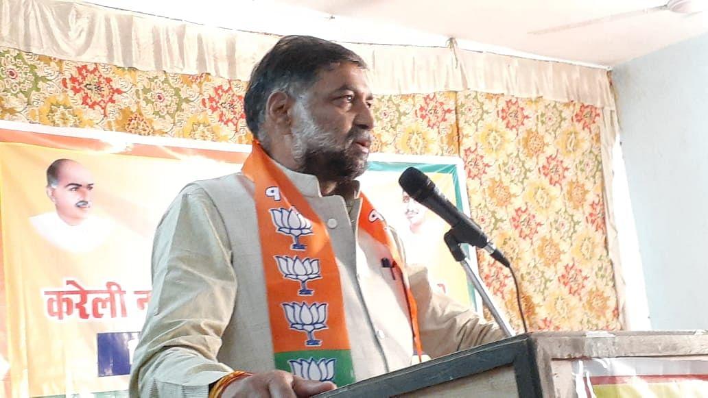 भाजपा की सरकार में खुशहाल जिंदगी जी रहे है लोग : विधायक जालम