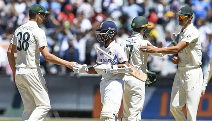 Australia and India cricket teams will remain in Melbourne for the next few days