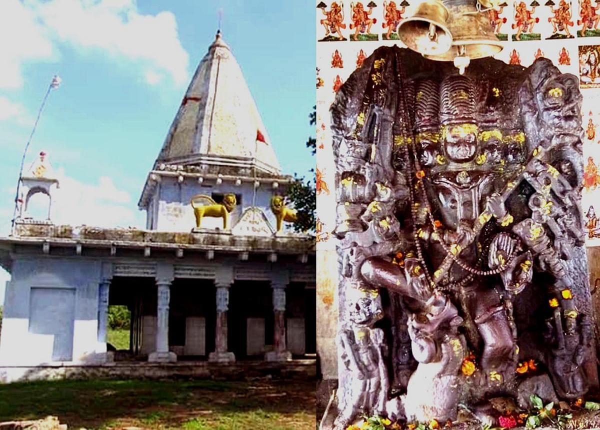 राम की तपोभूमि चित्रकूट के पंचमुखी भगवान शिव के दर्शन से मिलती है पुनर्जन्म से मुक्ति