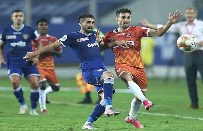 आईएसएल-7: चेन्नइयन एफसी ने गोवा को 2-1 से हराया