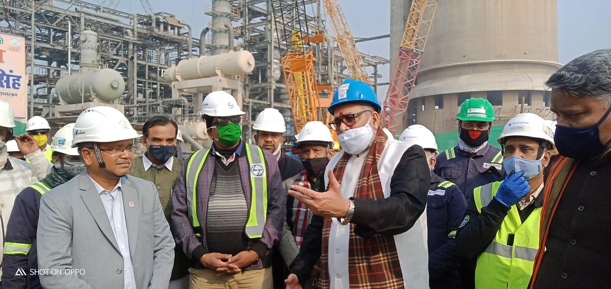 बरौनी खाद कारखाना में 2021 में शुरू होगा उत्पादन, पीएम मोदी करेंगे उद्घाटन : गिरिराज सिंह