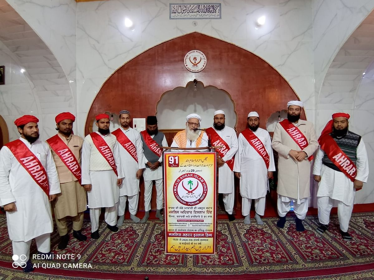 Farmers should be empowered to make laws related to agriculture, Muslim leaders demand