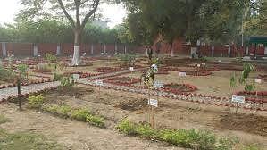 गाजियाबादः मधुबन बापूधाम आवासीय योजना में सबसे बड़ा औषधीय पार्क