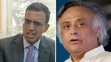 मानहानि मामला: कांग्रेस नेता जयराम रमेश ने एनएसए डोभाल के बेटे से माफी मांगी