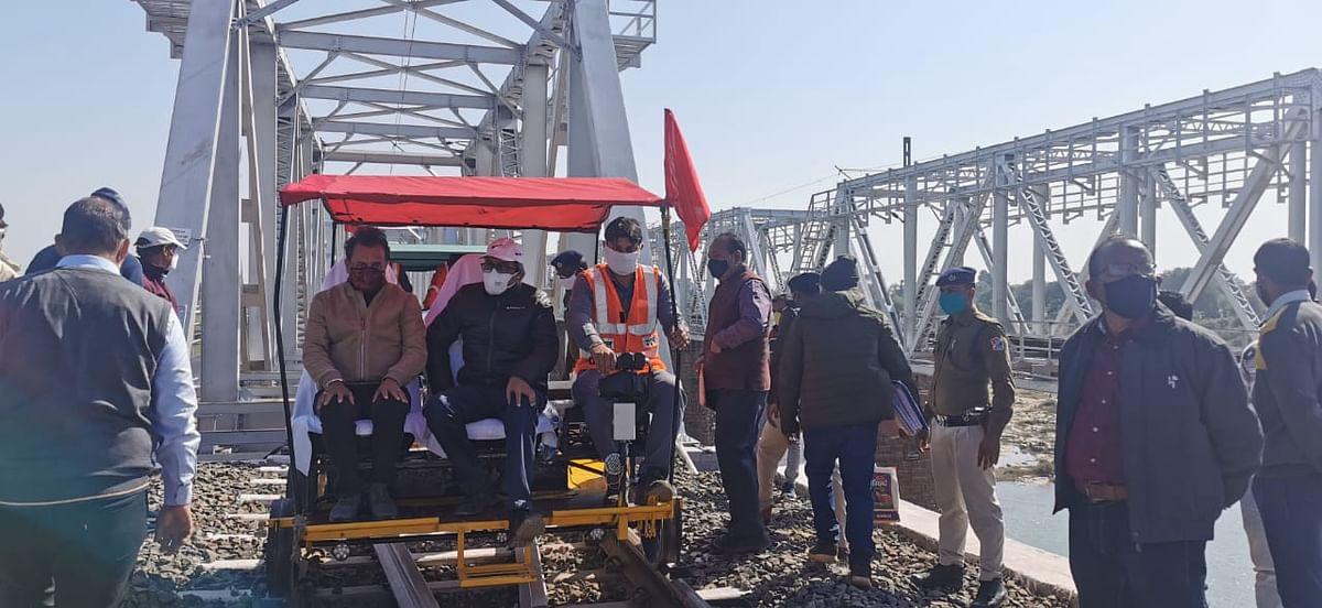 Rail doubling from Ashoknagar to Ruthia gets green signal