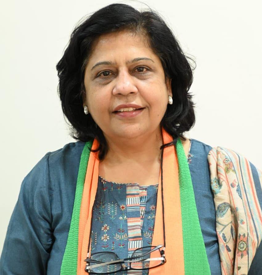नये कृषि कानून देश के अन्नदाता की रीढ़ मजबूत कर उज्जवल भारत की नीव रखेंगे- डॉ अलका गुर्जर