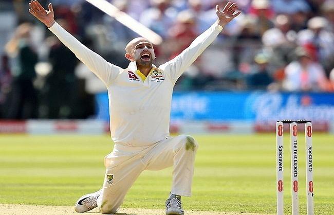 भारत के खिलाफ आगामी दो टी-20 मैचों के लिए नाथन लियोन ऑस्ट्रेलियाई टीम में शामिल