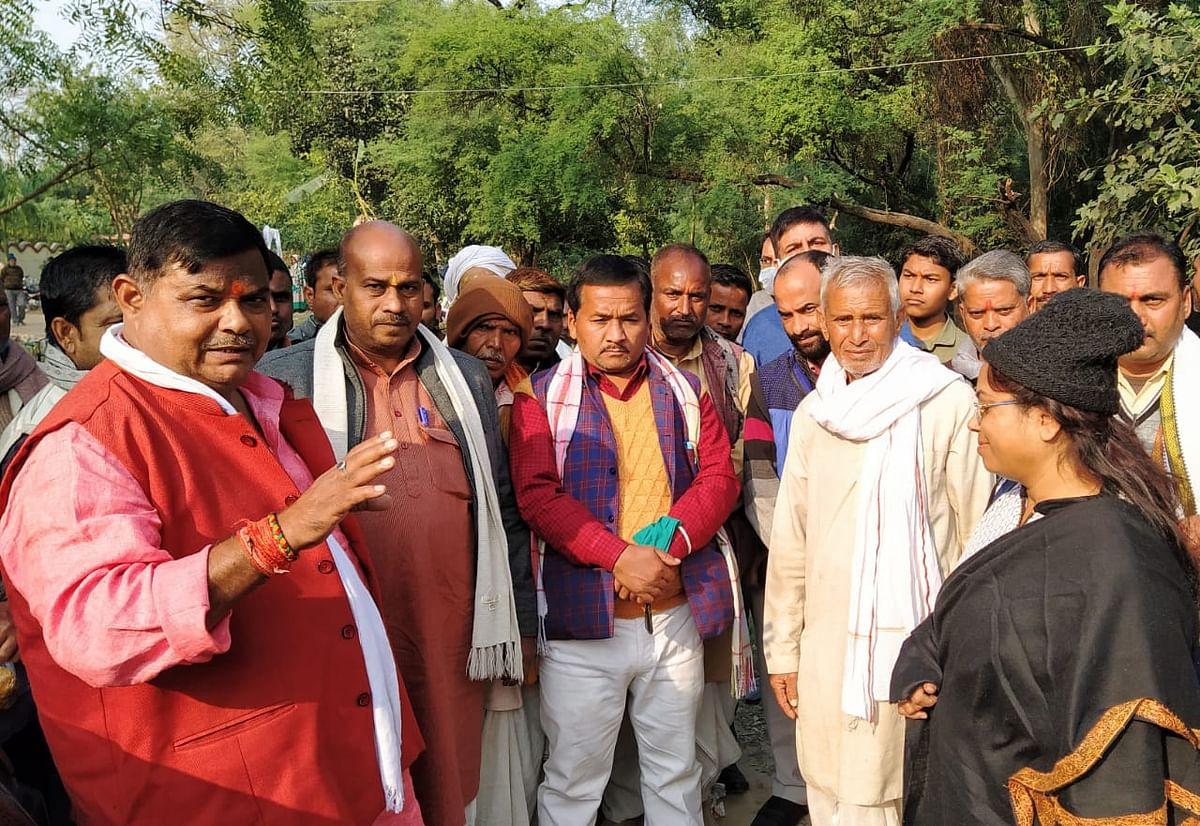 सीतापुर : धान खरीद में भ्रष्टाचार के आरोप में मार्केटिंग इंस्पेक्टर समेत तीन लोगों पर मुकदमा दर्ज