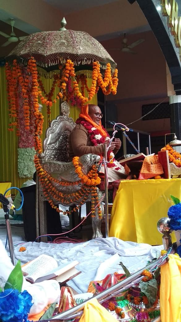 As sinners gained dominance over the earth, God incarnated: Ramakrishna Vedanti