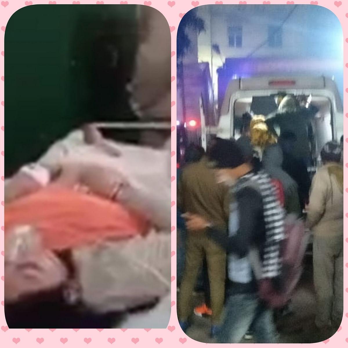 सीतापुर : संदिग्ध हालात में दो बच्चों की मौत, मां-बेटे की हालत नाजुक