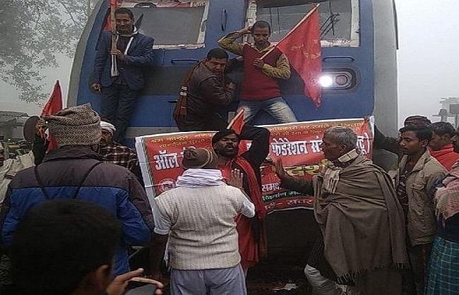बिहारः भारत बंद का राजधानी समेत पूरे प्रदेश में असर