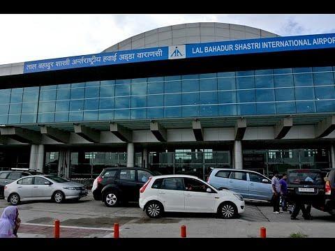 बाबतपुर एयरपोर्ट पर मॉक ड्रिल,लावारिस बैग की सूचना पर सुरक्षा कर्मी रहे चौकस