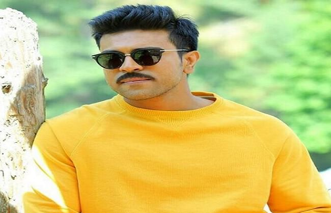 Corona infected South superstar Ram Charan, post shared information