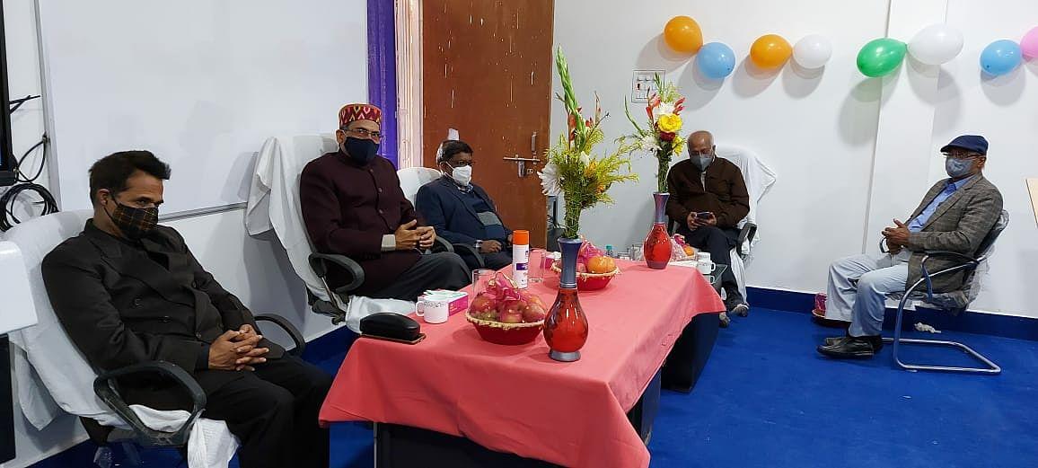 मील का पत्थर साबित होगा नीलांबर-पीतांबर विश्वविद्यालय का वर्चुअल क्लासरूमः कुलपति