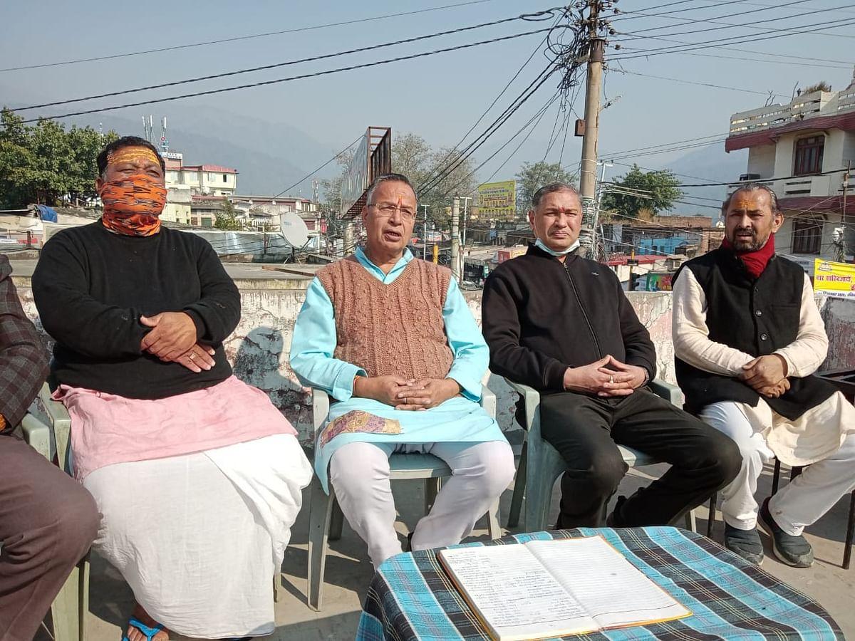 चारधाम तीर्थ पुरोहित महापंचायत देवस्थानम बोर्ड के खिलाफ जनजागरण अभियान चलाएगी: कृष्णकांत कोठियाल