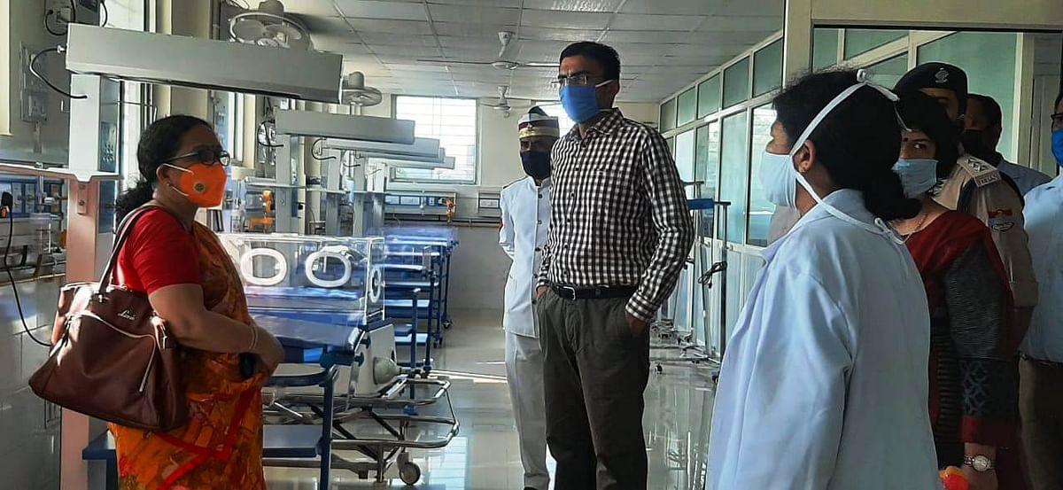 हल्द्वानी महिला अस्पताल में पैथोलाॅजी लैब जल्द