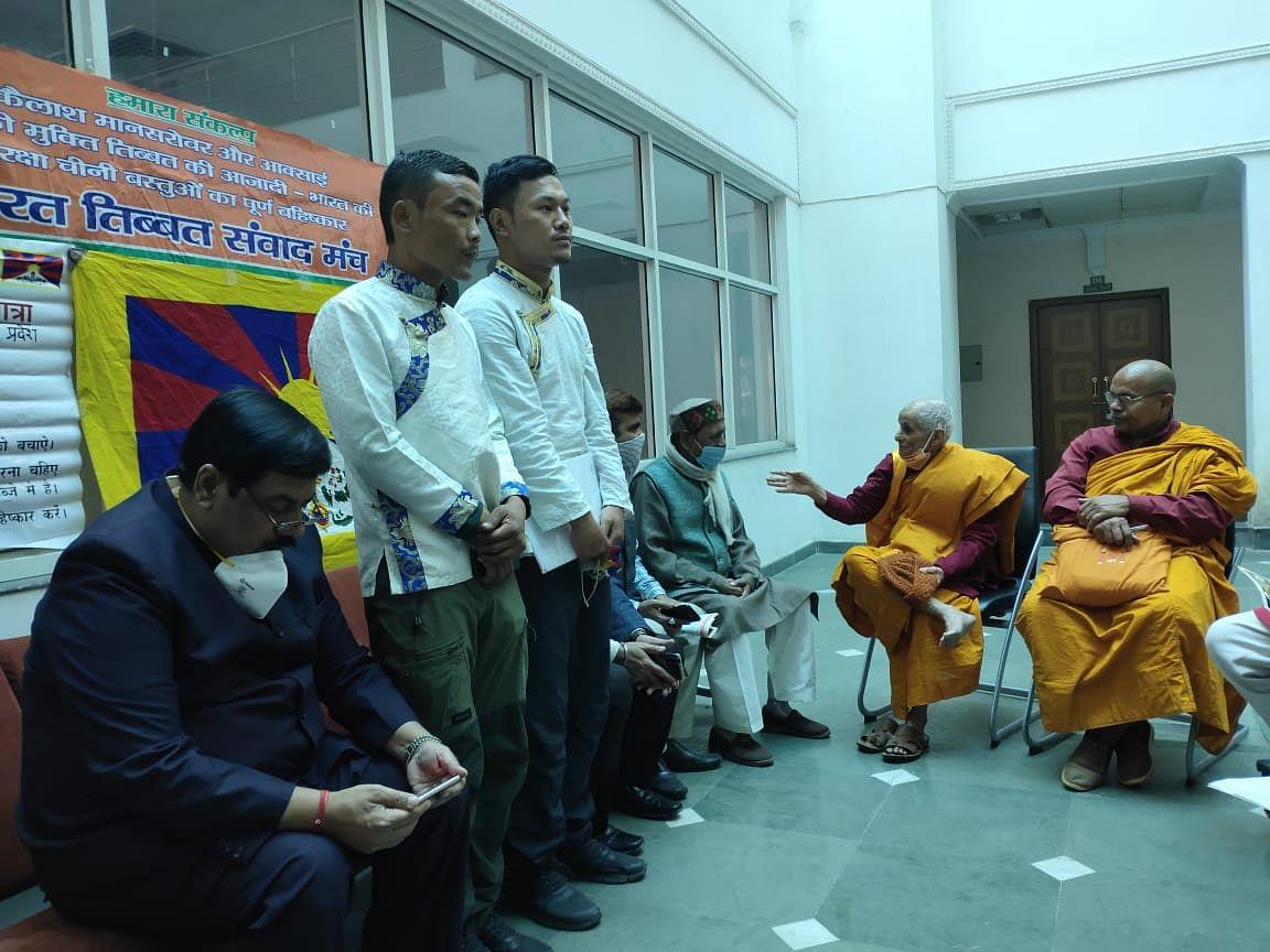 तिब्बत में चीन लगातार कर रहा पर्यावरण विनाश : तेनजिन धोंडुप