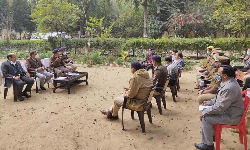 There will be dialogue with farmers at the ground level regarding the Kisan Bill: Nodal Officer