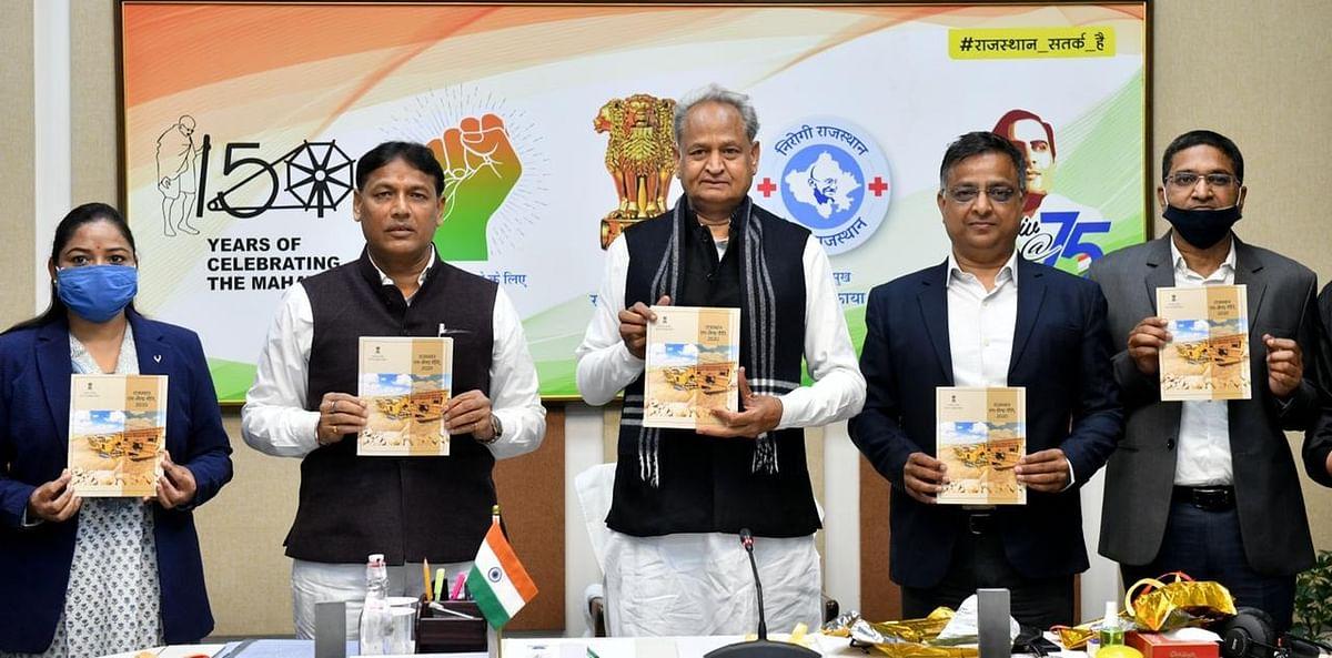 राजस्थान में गेमचेंजर साबित होगी एम-सेंड पॉलिसी : मुख्यमंत्री