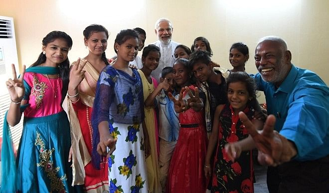 PM मोदी ने पद्मश्री से सम्मानित डी प्रकाश राव के निधन पर जताया शोक, बोले- उनके उत्कृष्ट कार्य लोगों को करेंगे प्रेरित