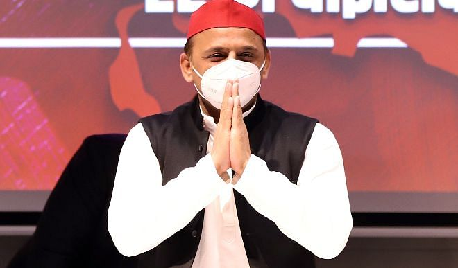 Akhilesh raised the issue of the death of the demonstrating farmer, accusing the government of being ruthless