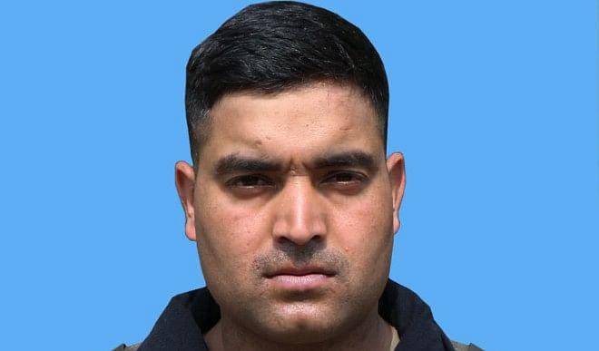 उधमपुर में बारूदी सुरंग की चपेट में आने से शहीद हुए सैन्यकर्मी का अंतिम संस्कार हुआ