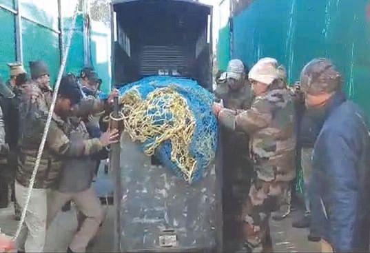 Rajaji tiger reserve reaches second tiger