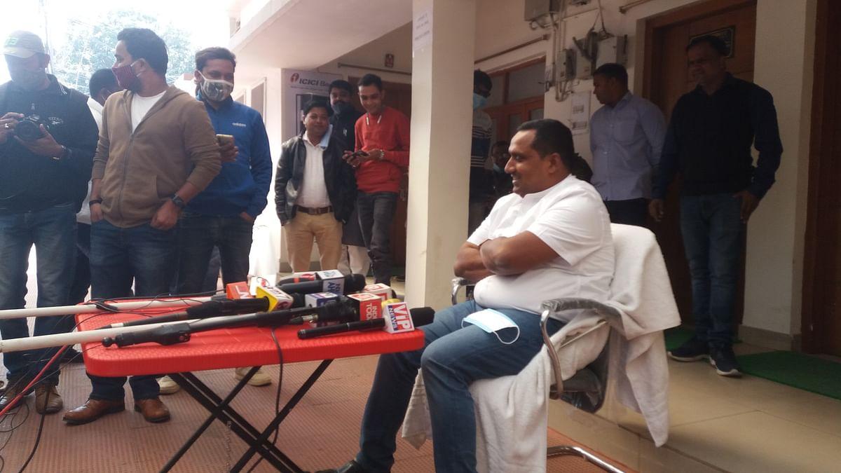 129 centers set up in Kovishield in the state: Banna Gupta