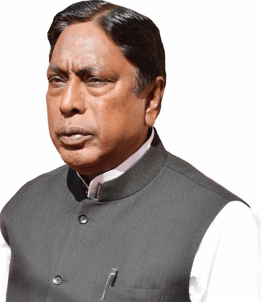 पश्चिम बंगाल का ऑब्जर्वर बनाने पर आलमगीर आलम ने जताया पार्टी सुप्रीमो का आभार