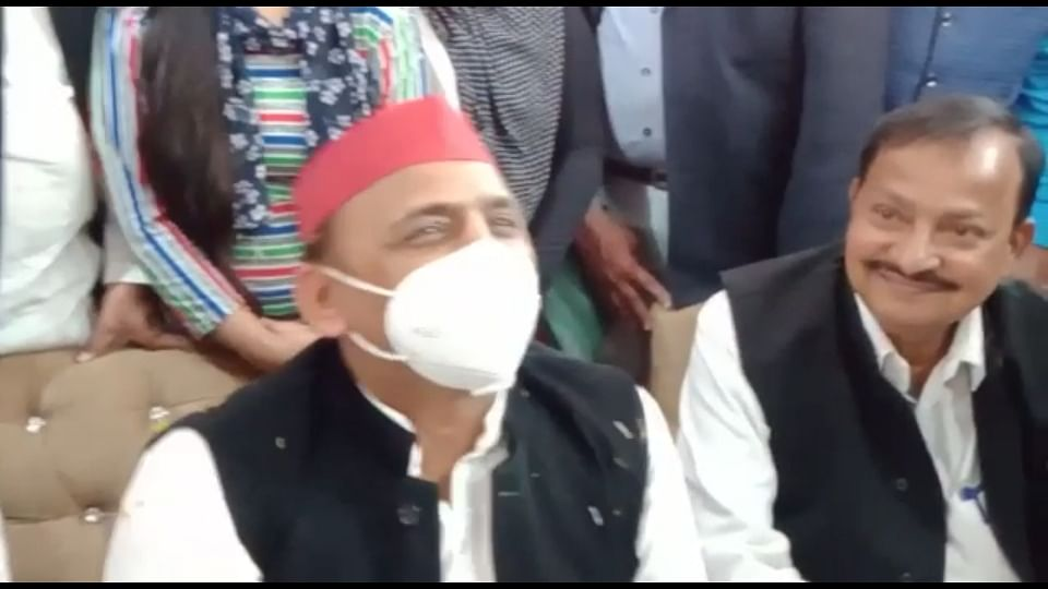Fatehpur: The last phase of the state government running on lies - Akhilesh Yadav