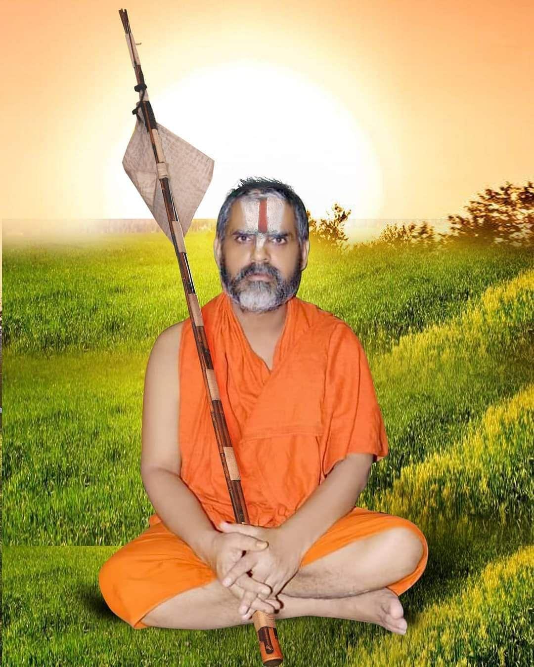 भोजपुर के जगदीशपुर में महान संत जीयर स्वामी का आगमन,शुरू हुआ श्री लक्ष्मी नारायण यज्ञ