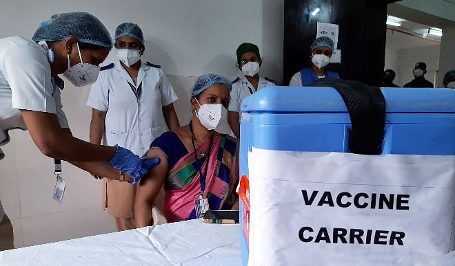 18,222 new cases of Kovid-19 in the country, 228 deaths due to infection in 24 hours