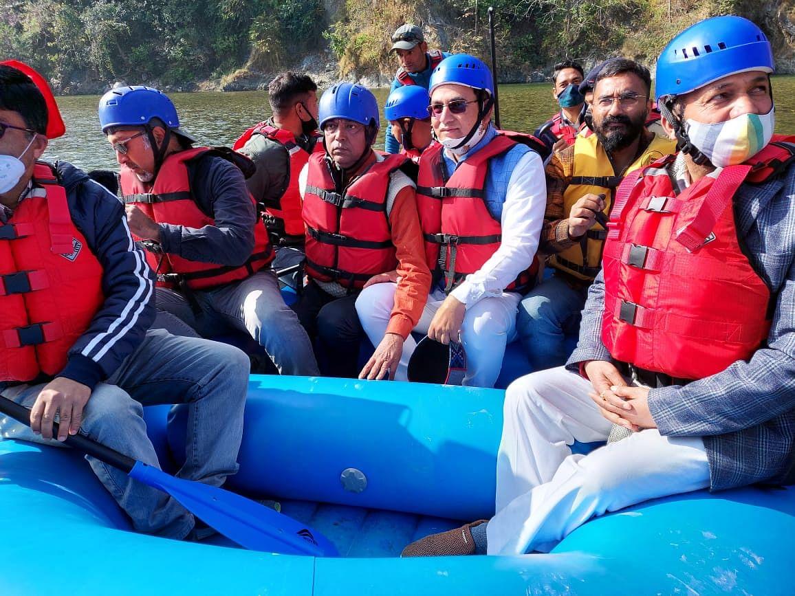 उत्तराखंडः पांच दिवसीय मार्चुला एडवेंचर मीट का समापन