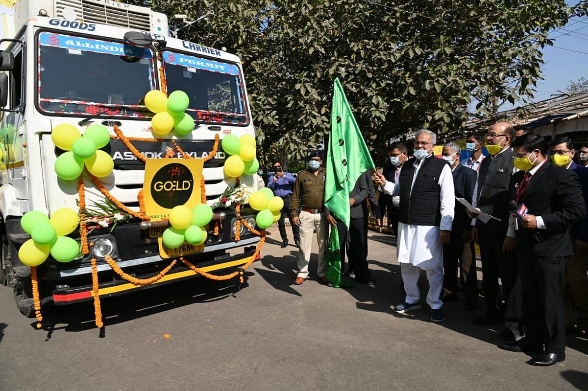 रायपुर : छत्तीसगढ़ की माटी की सौंधी खुशबू और स्वाद पूरी दुनिया में और अधिक फैलेगा : मुख्यमंत्री