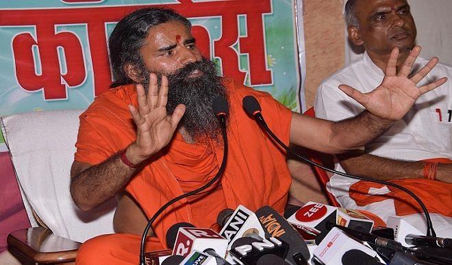 किसान आंदोलन पर बाबा रामदेव बोले, अन्नदाता और सरकार के मध्य निकलना चाहिए बीच का रास्ता