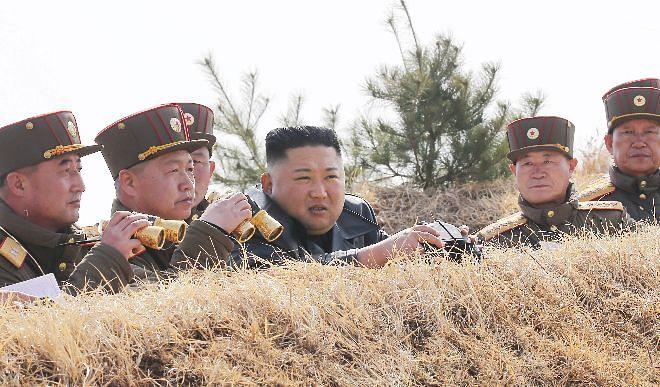 तानाशाह किम ने दी और परमाणु हथियार बनाने की चेतावनी, अमेरिका है बड़ी वजह?