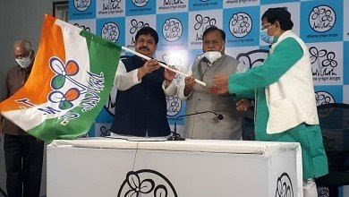 भाजपा छोड़कर फिर तृणमूल कांग्रेस में शामिल हुए सिराज खान