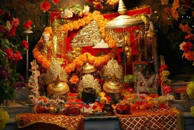 वैष्णो देवी की आरती - Vaishno Devi ki aarti in Hindi