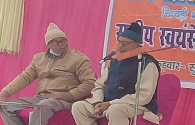 Support the construction of Shri Ram temple by not crossing the pinnacle of power, as is the strength: Ramashish