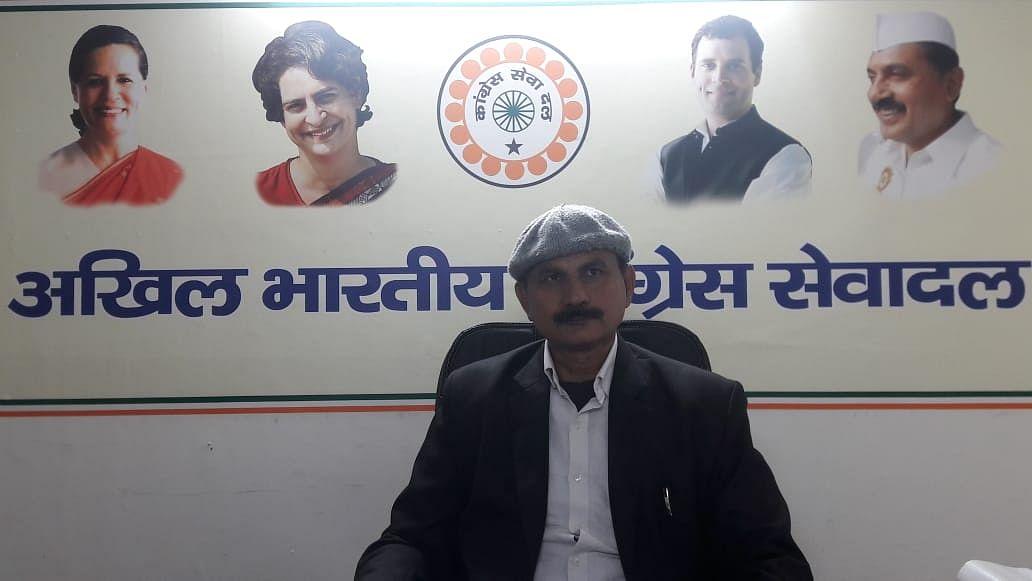 गांधीजी की पुण्यतिथि पर हरी पट्टी बांधकर उपवास करेंगे कांग्रेस कार्यकर्ता