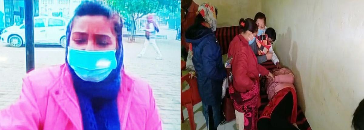 कानपुर देहात : महिला डॉक्टर ने टीका लगवाने से किया इनकार, नर्स गश खाकर गिरी