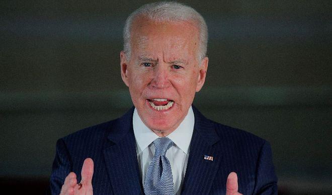 Joe Biden tells Donald Trump the most inept president in American history