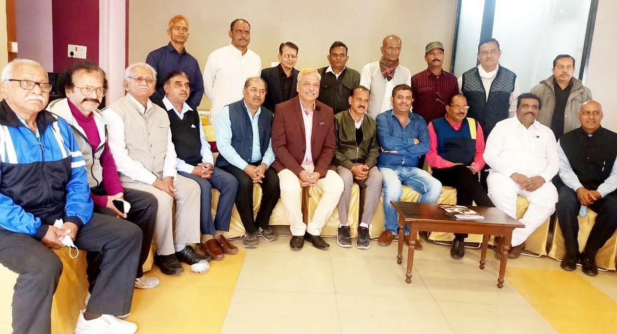 राज्य स्तरीय डायरेेक्ट वालीबाल स्पर्धा 30 व 31 जनवरी को रतलाम में